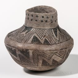 Anasazi Water Storage Jar