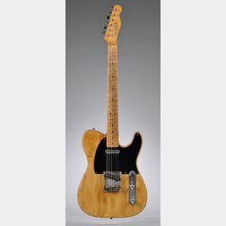 American Electric Guitar, Fender Electric Instruments, Fullerton, 1952/67,   Model Telecaster