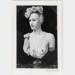 Joel-Peter Witkin (American, b. 1939)      Miss La Tour