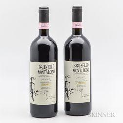 Cerbaiona Brunello di Montalcino 2006, 2 bottles