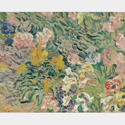 Louis Valtat (French, 1869-1952)      Fleurs Variées