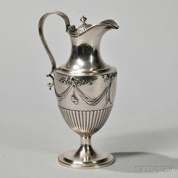 George IV Sterling Silver Ewer