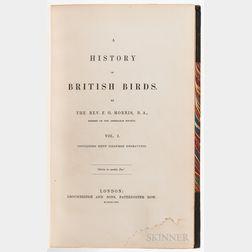 Morris, F.O. (1810-1893), History of British Birds.