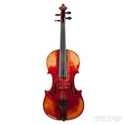 Canadian Violin, Arthur Gagnon, Montreal, 1941