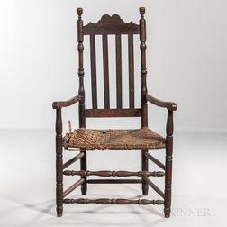 Bannister-back Armchair