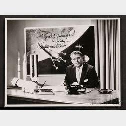 Von Braun, Werner (1912-1977)