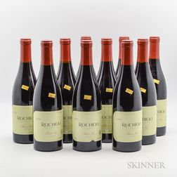 Rochioli Russian River Pinot Noir 2001, 10 bottles