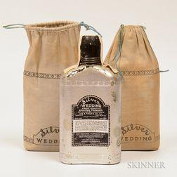 Silver Wedding 15 Years Old 1916, 3 pint bottles
