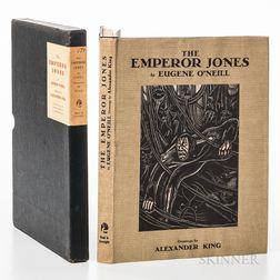 O'Neill, Eugene (1888-1953), The Emperor Jones.