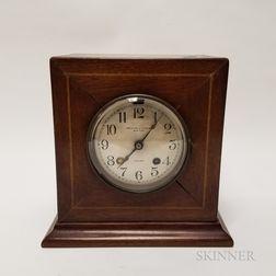 Chelsea Mahogany Shelf Clock