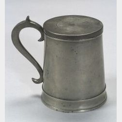 Screw-top Tankard or Priest's Cann