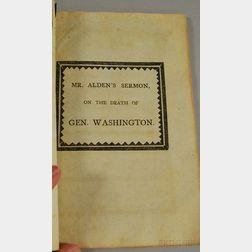 Alden, Timothy (1771-1839)