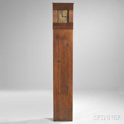 Shaker Pine Tall Case Timepiece