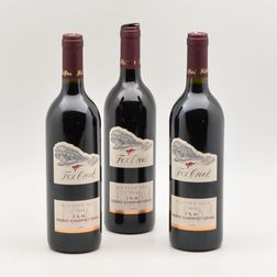 Fox Creek JSM Shiraz Cabernet Franc 1998, 3 bottles