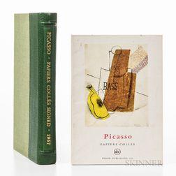 Picasso, Pablo (1881-1973), Papiers.