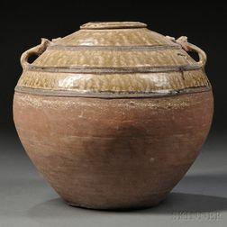 Proto-porcelain Jar