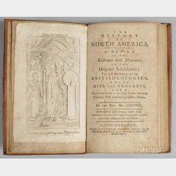 Johnson, Richard (1733-1793) The History of North America.