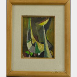 Cameron Booth (American, 1892-1980)      Abstraction