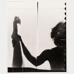 Gerald Slota (b. 1965)      Untitled (Man with Leg)
