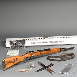 Premium Grade Mauser Rifle by Mitchells Mausers