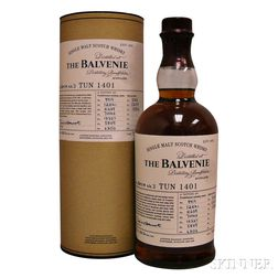 Balvenie Tun 1401 Batch #3, 1 750ml bottle (ot)