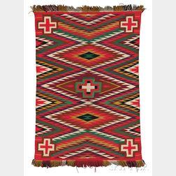 Navajo Germantown Weaving