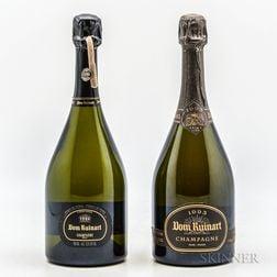 Dom Ruinart Vintage Brut, 2 bottles
