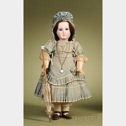 "Portrait Jumeau Bebe, so called ""Elizabeth,"""