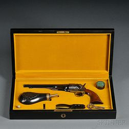 "Cased Colt Reproduction ""Signature Series"" Model 1860 Army Revolver"
