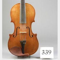 Mittenwald Viola, Gustav August Ficker, 1952