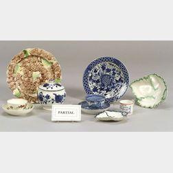 Group of Twenty-nine Assorted English Pottery Items
