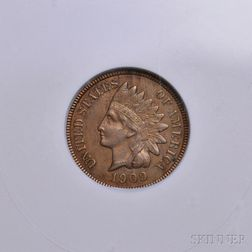 1909-S Indian Head Cent,