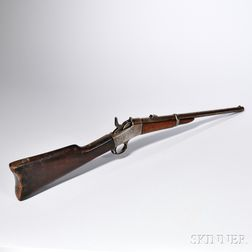 Rolling Block Carbine with Middle Eastern Markings