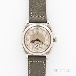 """Rolex """"Bubble Back"""" Oyster Perpetual Wristwatch"""