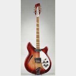 American Guitar, Rickenbacker Company, Santa Ana, 1966, Model 360/12