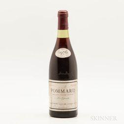 Parent Pommard Les Epenots 1976, 1 bottle