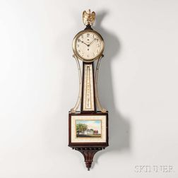 "Chelsea ""Willard Banjo"" Wall Clock"