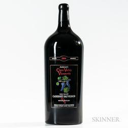 Andersons Conn Valley Cabernet Sauvignon Reserve 2004, 1 9 liter bottle