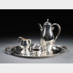 Georg Jensen Coffee Set and Tray