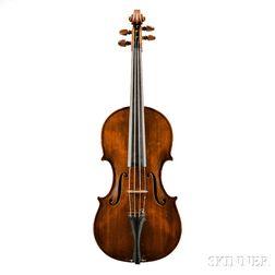 American Violin, J.H. Stamps, Fort Worth, 1947