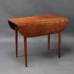 Federal Birch Pembroke Table
