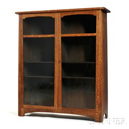 Arts and Crafts Movement Bookcase