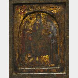 Painted Orthodox Icon