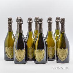 Dom Perignon Vintage Brut 1990, 9 bottles