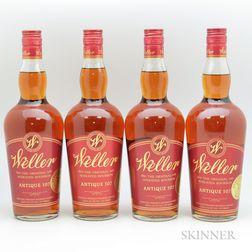 Weller Antique Vertical Single Barrel Select, 4 750ml bottles