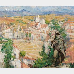Lillian Mathilde Genth  (American, 1876-1953)      Tarifa