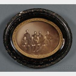 Godfrey, John Franklin (1839-1885) Civil War Archive: