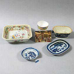 Group of Asian Ceramics
