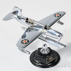 "Curtiss S03C ""Seamew"" Aircraft Company Model"