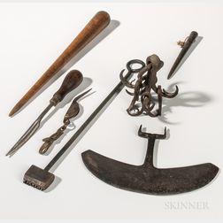 Seven Maritime Tools